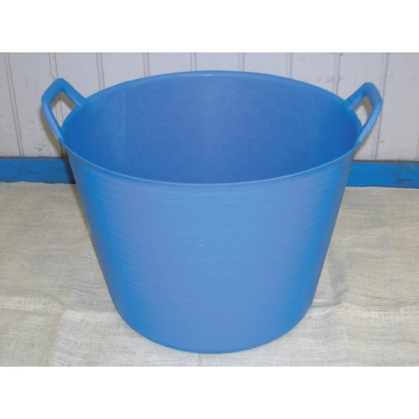 Flexible Chore Basket / Color (Blue/42 qt.) Best Price