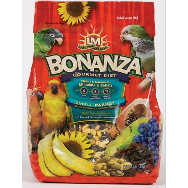 Bonanza for Parrots / Size (4 lbs) Best Price