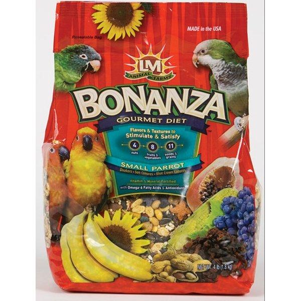 Bonanza For Parrots / Size 4 Lbs