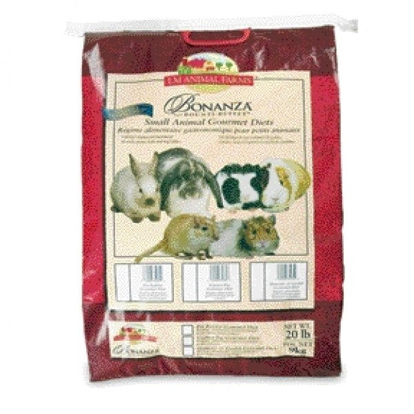 Bonanza for Guinea Pigs / Size (20 lbs)
