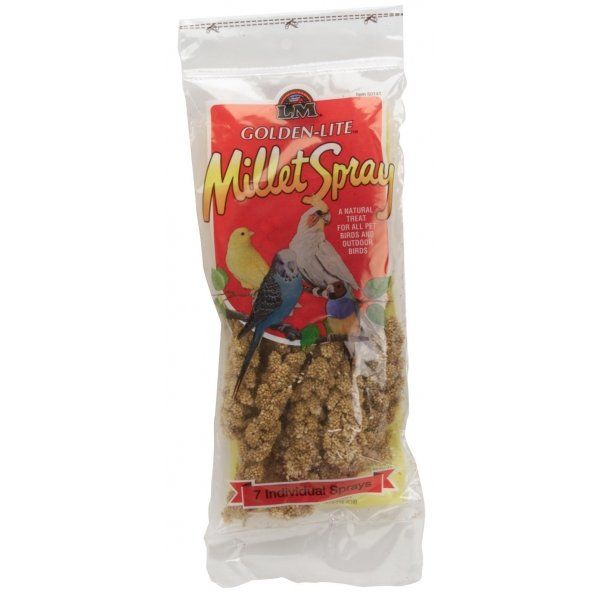Millet Spray for Birds / Size (7 ct) Best Price
