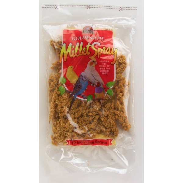 Millet Spray for Birds / Size (12 ct) Best Price