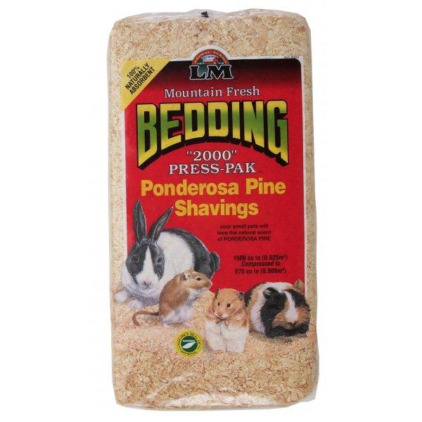 Small Pet Pine Shavings / Size 1500 Ci