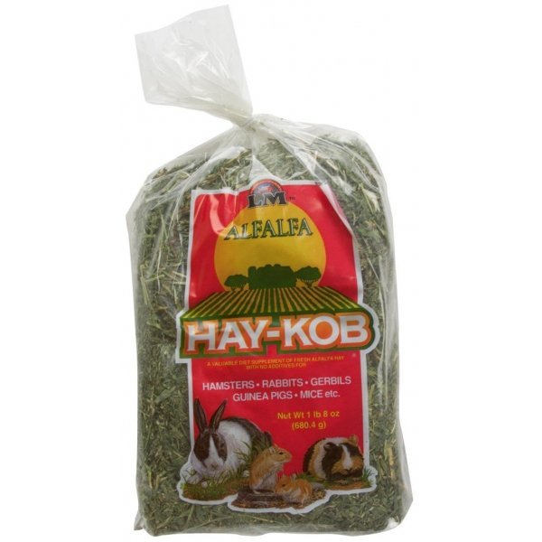 Alfalfa Hay Kobs For Small Pets / Size 24 Oz.