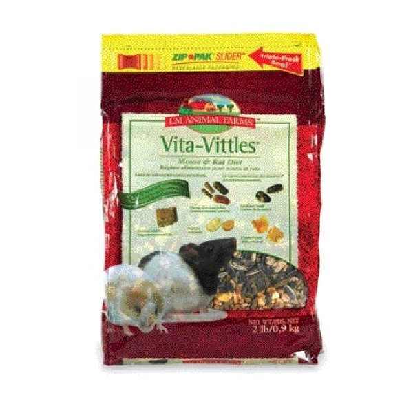 Vita Vittles Mouse And Rat Food / Size 2 Lbs