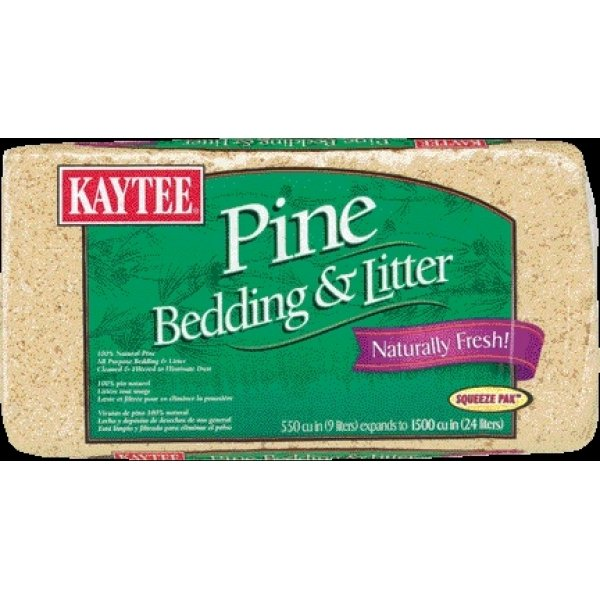 Pine Bedding And Litter / Size 1200 Cu. In.