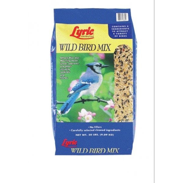 Lyric Wild Bird Mix / Size (20 lbs.) Best Price