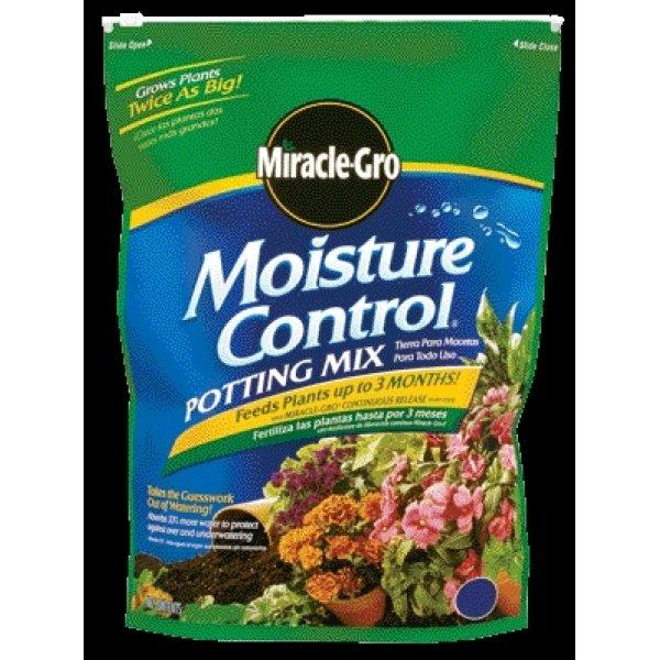 Miracle Gro Moisture Control Potting Mix / Size (16 qt) Best Price