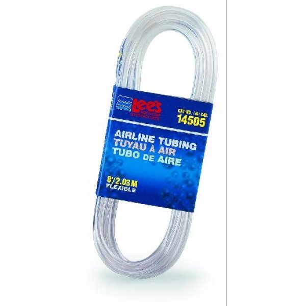 Aquarium Airline Tubing / Size 8 Ft.