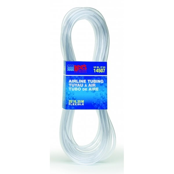Aquarium Airline Tubing / Size 25 Ft.
