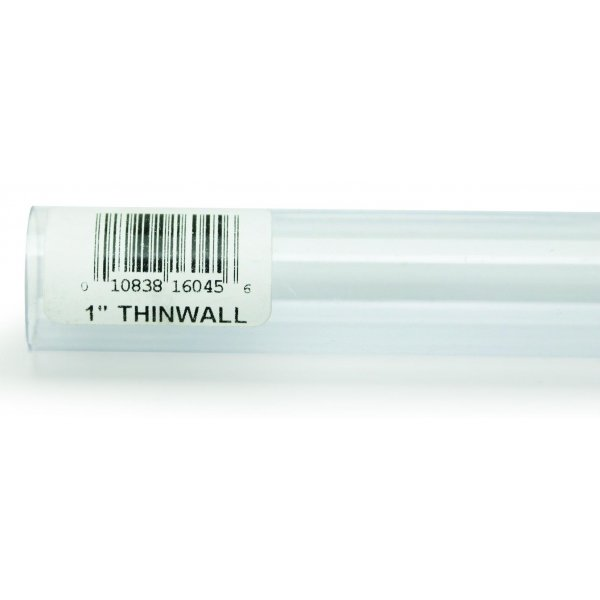 Lees Thin Wall Rigid Tubing / Size 1 In.