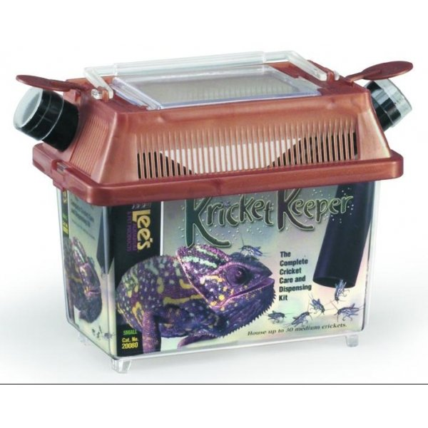 Kricket Keeper for Reptiles  Amphibians and Birds / Size (Small) Best Price