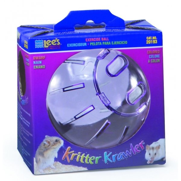 Kritter Krawler / Color 5 In. Red