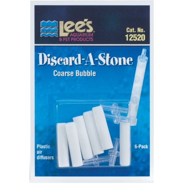 Discard A Stone / Size Coarse / 6 Pack
