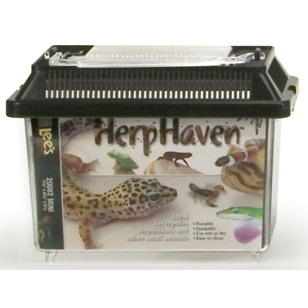 Rectangle Herp Haven / Size (Mini) Best Price