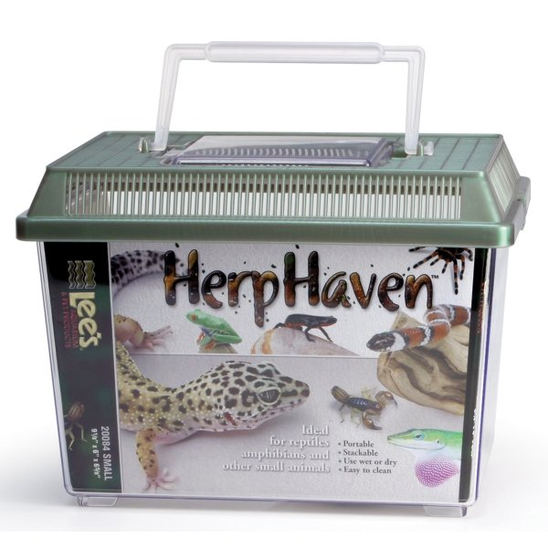 Rectangle Herp Haven / Size (Small) Best Price