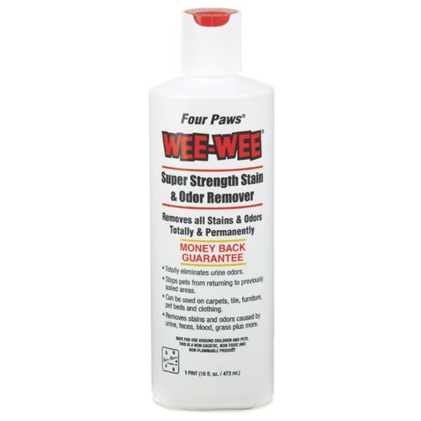Wee Wee Super Strength Stain and Odor Remover / Size (32 ounces) Best Price