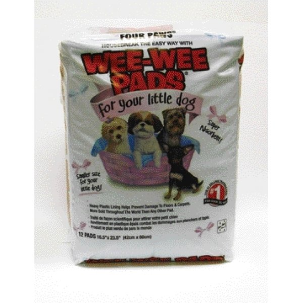 Little Dog Wee Wee Pads / Size (12 ct.) Best Price