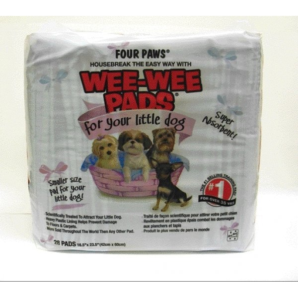Little Dog Wee Wee Pads / Size (28 ct.) Best Price