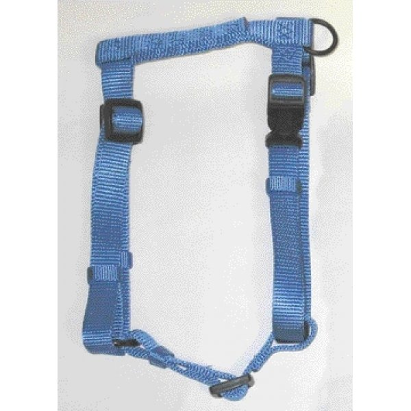Adj. Comfort Dog Harness / Size Large / Berry