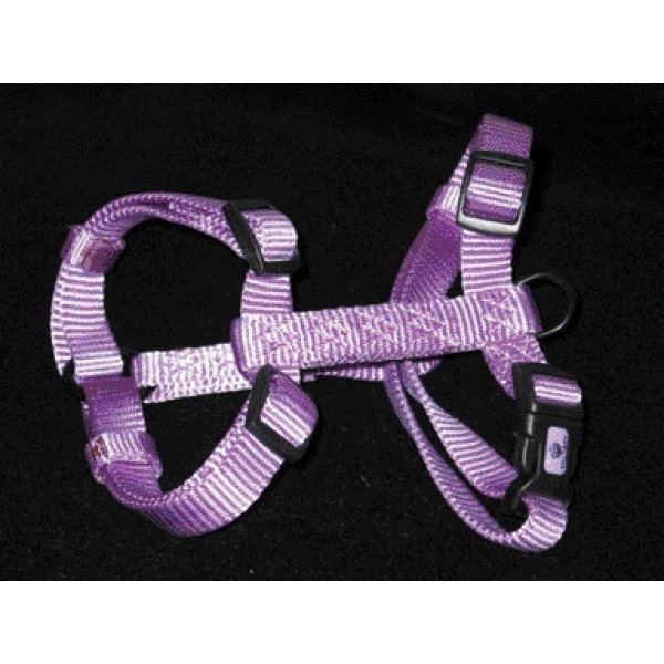 Adjustable Small Comfort Dog Harness  / Color (Lavender) Best Price