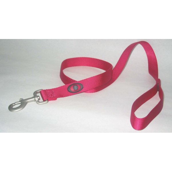 Dog Leash / Size Pink 5/8 In / 6 Feet