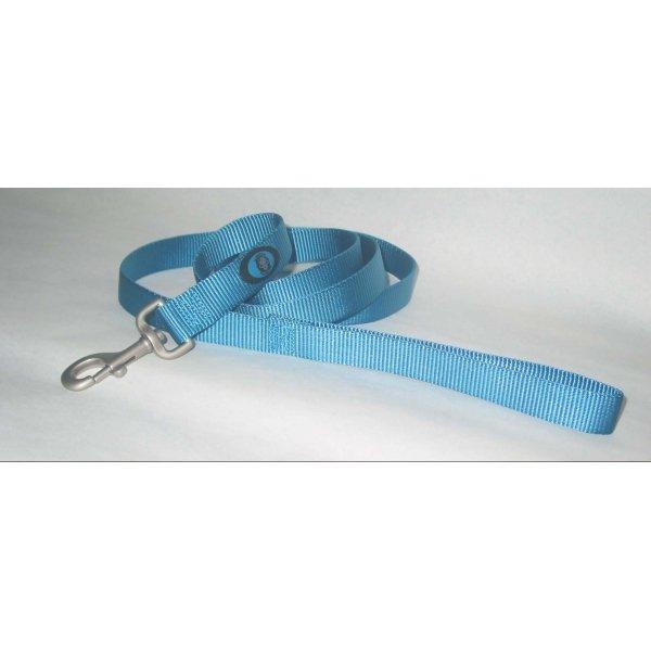 Dog Leash / Size Ocean Blue 1 In / 6 Ft