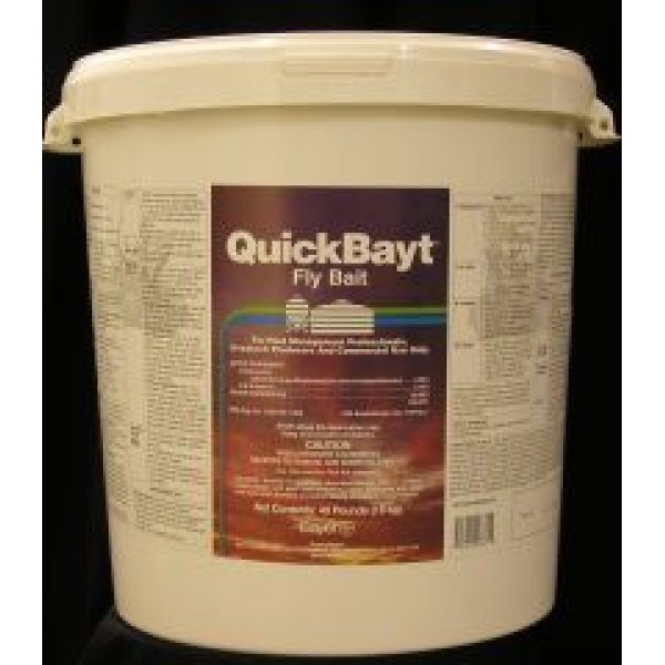 QuickBayt Fly Bait  / Size (40 lbs) Best Price