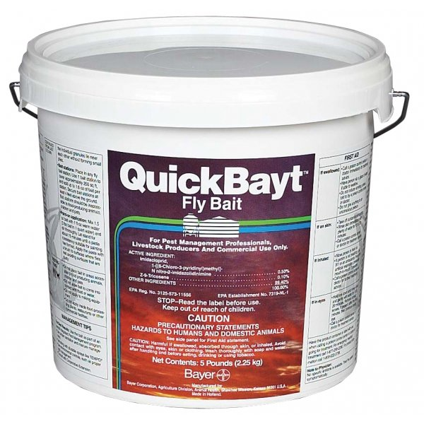 QuickBayt Fly Bait  / Size (5 lbs) Best Price