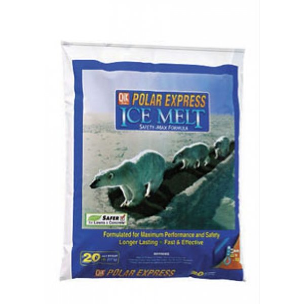 Qik Joe Polar Express Ice Melt / Size (20 lb. bag) Best Price