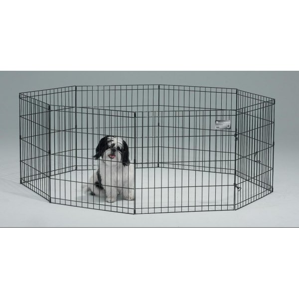 Pet Exercise Pen / Size (30 in.) Best Price