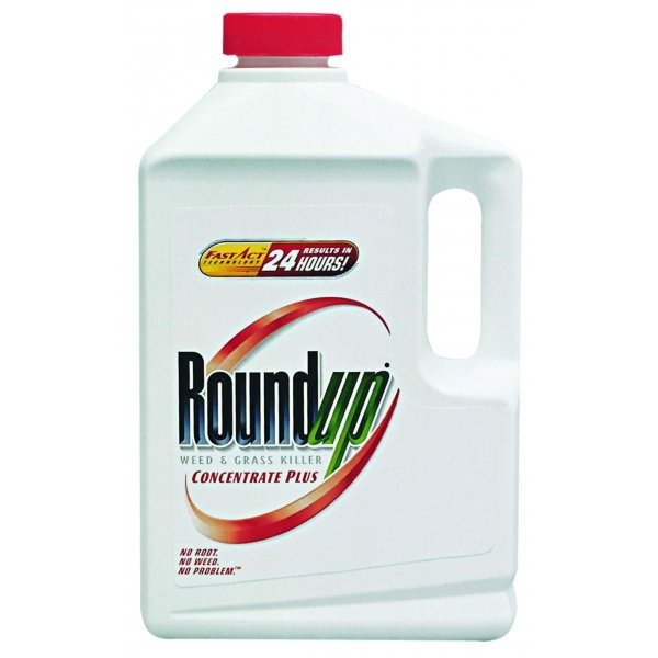 Round Up Weed Grass Killer Conc / Size (0.5 gallon) Best Price