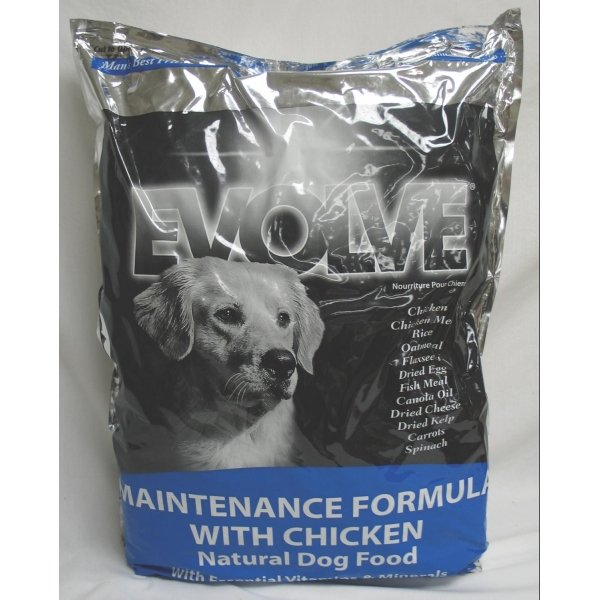 Evolve Adult Maintenance Dog Food with Chicken / Size (30 lbs.) Best Price