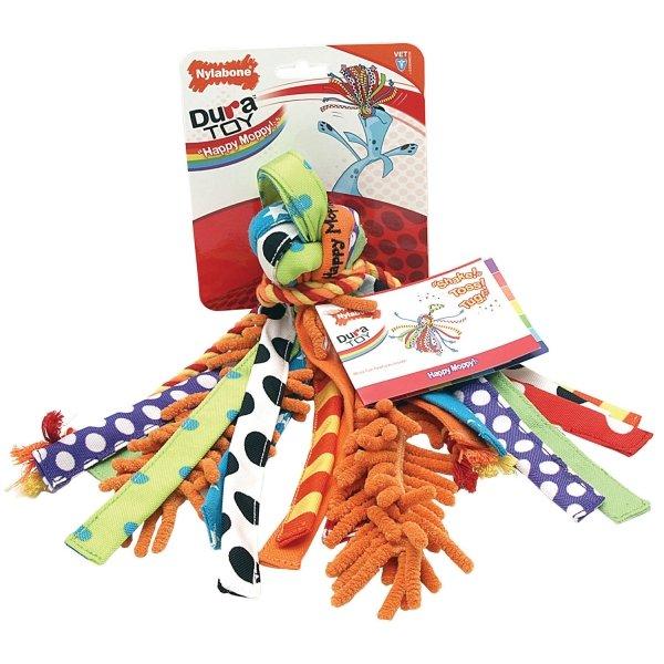 Dura Toy Happy Moppy Dog Toy / Size Large