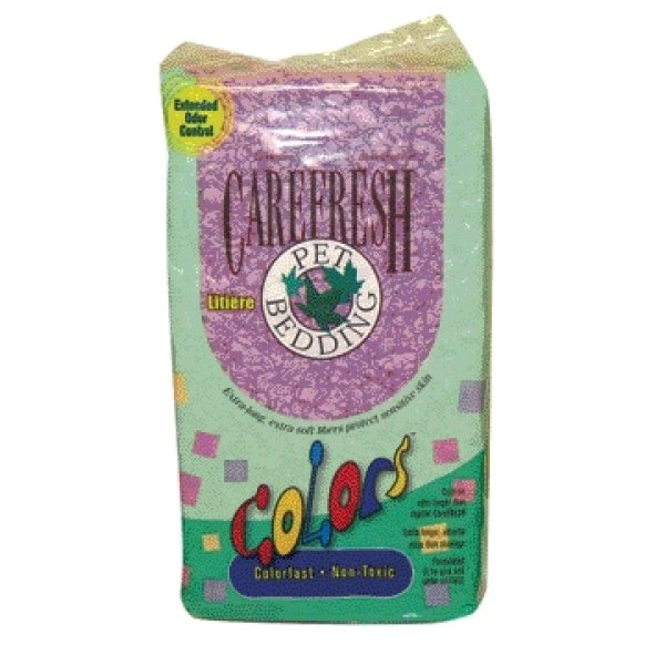 Carefresh Colors Pet Bedding / Color (Purple / 23 Liter) Best Price