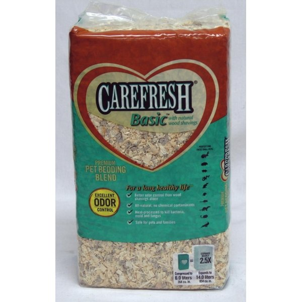 Carefresh Basic Pet Bedding / Size 14 Liter