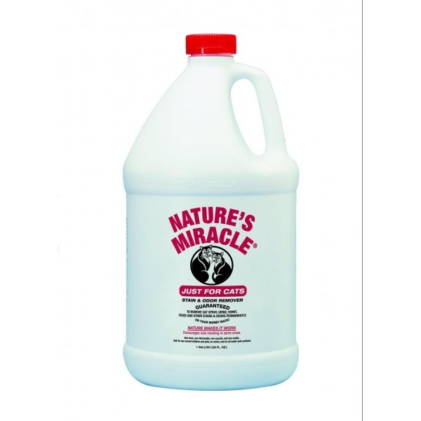 Natures Miracle Just for Cats Stain and Odor / Size (1 gallon) Best Price