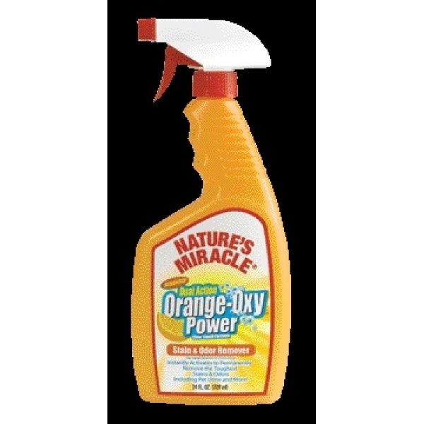 Natures Miracle Orange Oxy Stain and Odor / Size (24 oz. Spray) Best Price