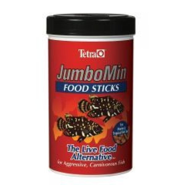 Jumbomin Shrimp And Krill / Size 7.4 Oz