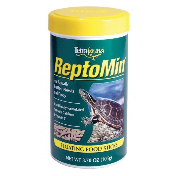 Reptomin Food Sticks / Size 3.7 Oz