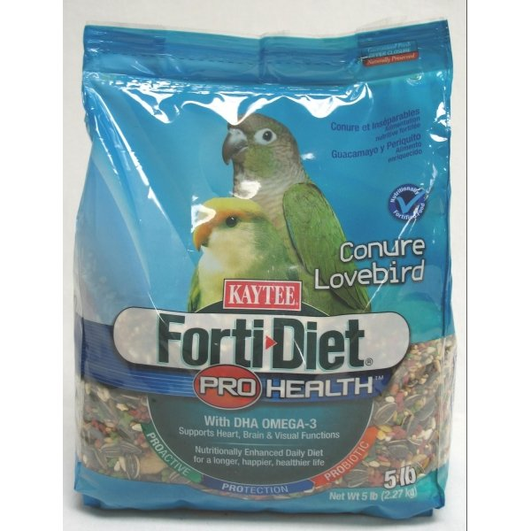 Forti-diet Prohealth Conure and Lovebird / Size (5 lb) Best Price