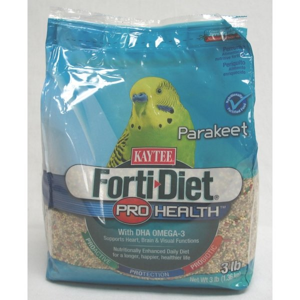 Forti-Diet Prohealth Parakeet / Size (3 lb) Best Price