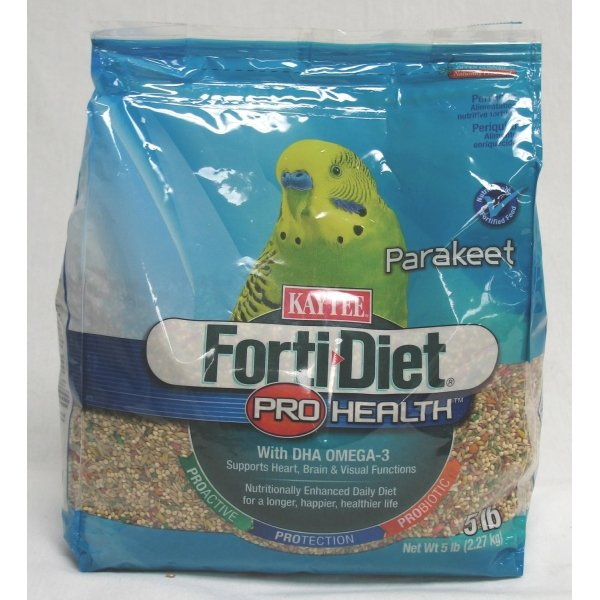 Forti-Diet Prohealth Parakeet / Size (5 lb) Best Price