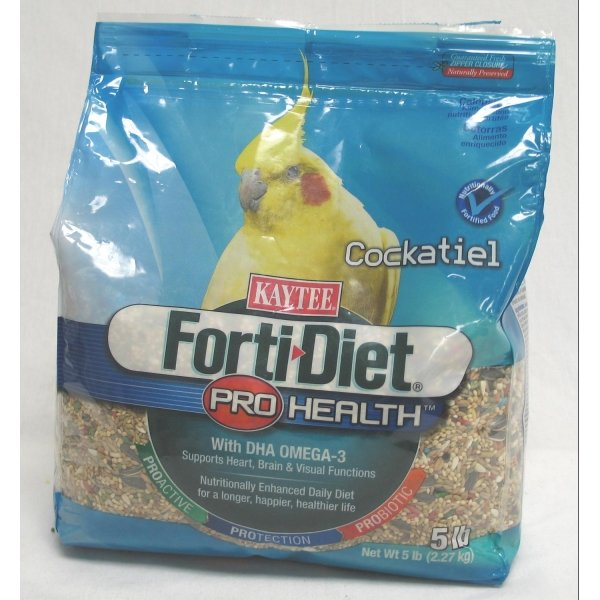Forti-Diet Prohealth Cockatiel / Size (5 lb) Best Price