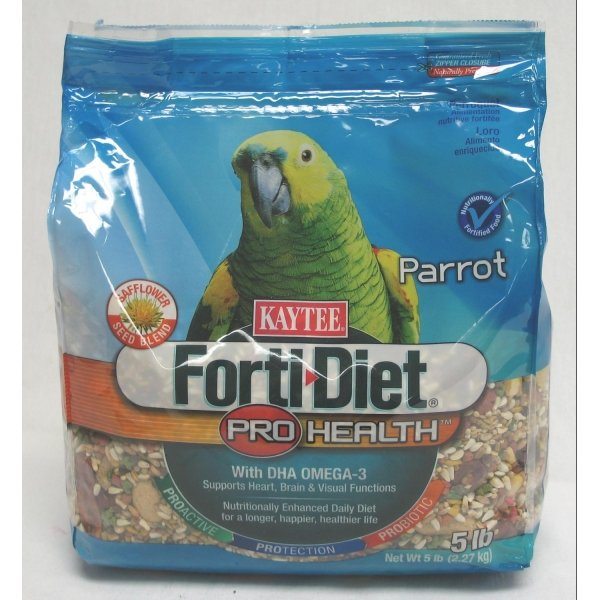 Forti-Diet Prohealth Parrot / Size (5 lb with Safflower) Best Price