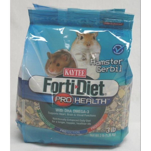 Forti Diet Prohealth Hamster / Gerbil / Size 3 Lb