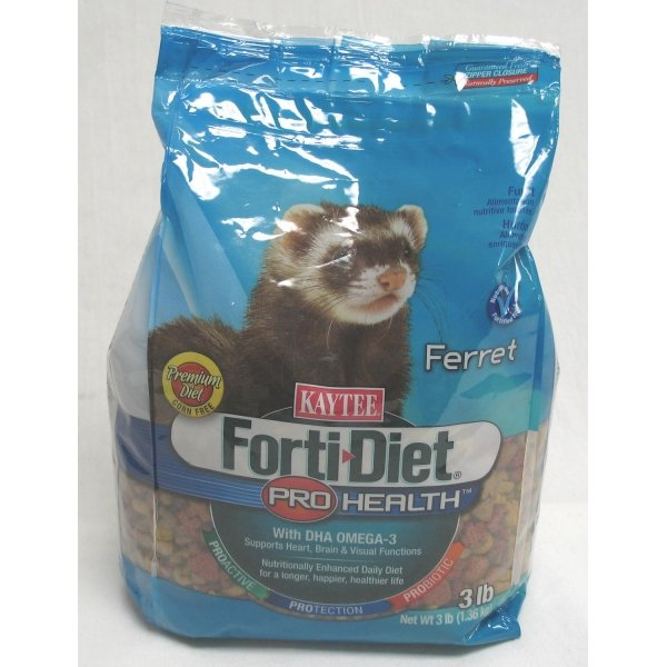 Forti Diet Prohealth Ferret / Size 3 Lb