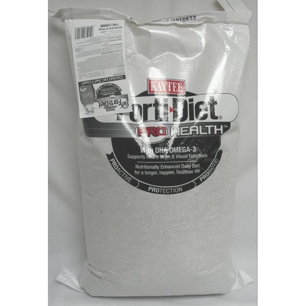 Forti-Diet Prohealth Cockatiel / Size (25 lb with Safflower) Best Price