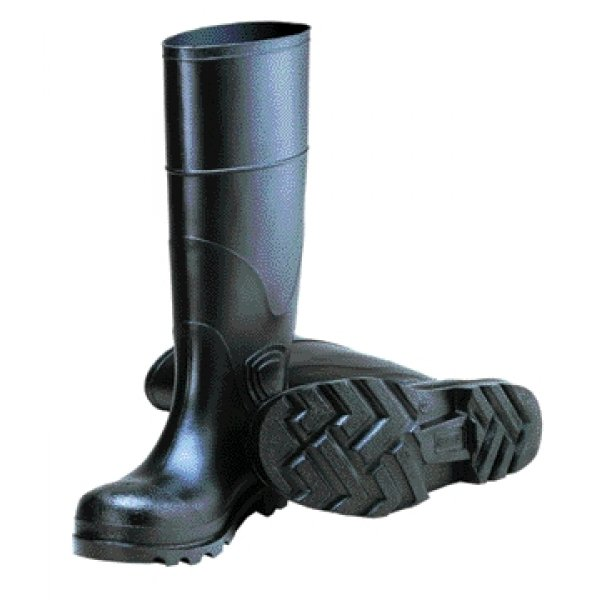 General Purpose PVC Knee Boot for Men / Size (8) Best Price