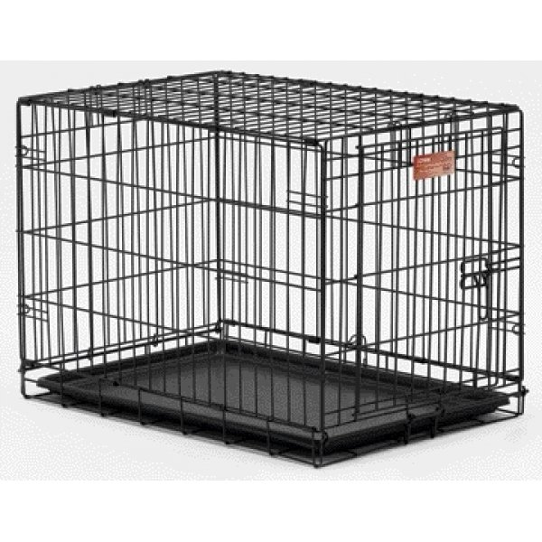 Icrate Pet Home Single Door / Size 18 In.
